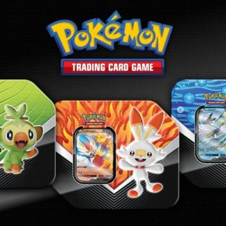 POKEMON TINS AND BOXED SETS