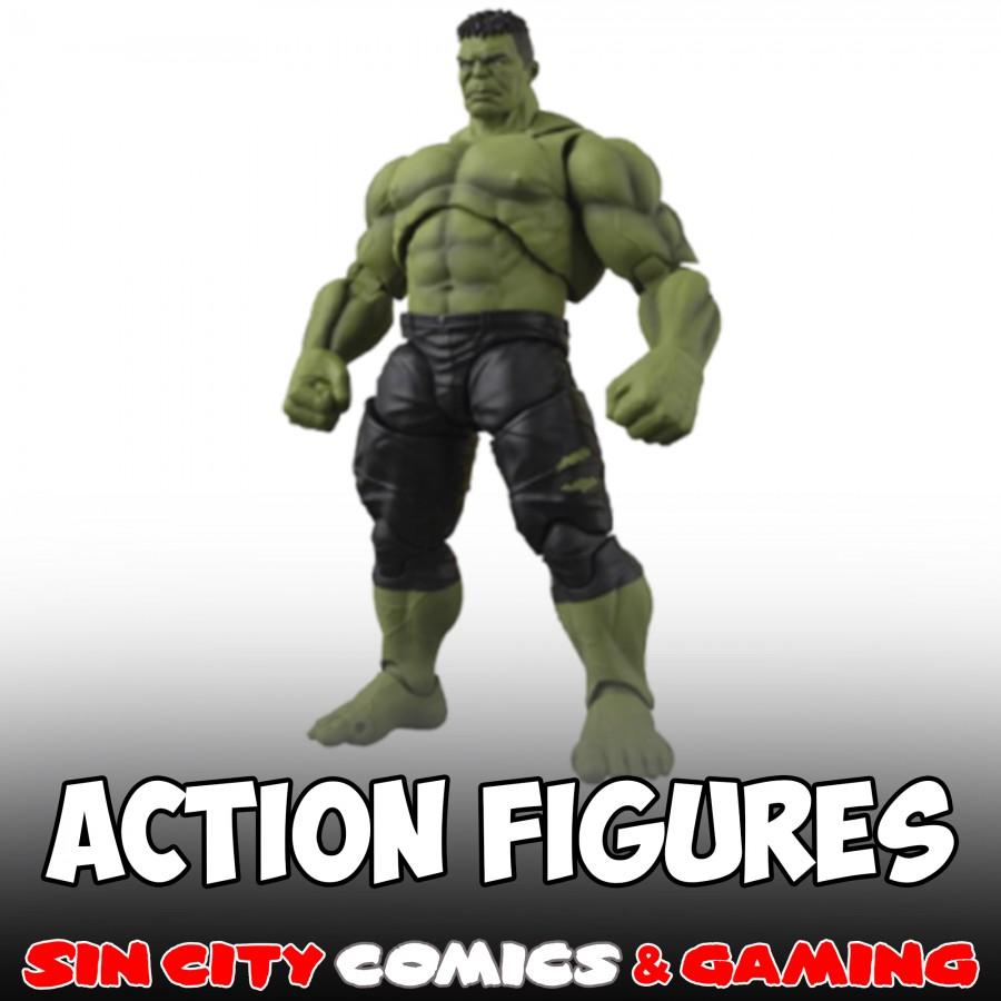 Pop Culture Action Figures