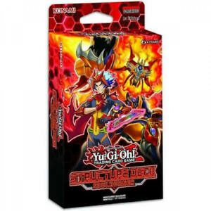 YU-GI-OH STARTER AND STRUCTURE DECKS