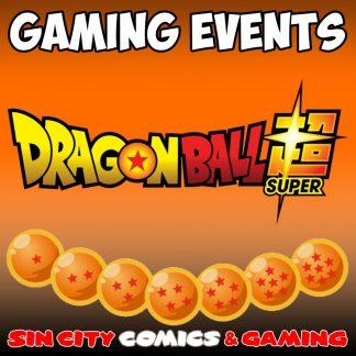 DRAGON BALL SUPER EVENTS