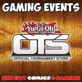 YU-GI-OH EVENTS