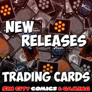 TRADING CARD GAMES NEW RELEASES