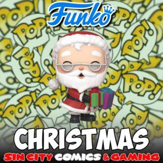 CHRISTMAS FUNKO POPS