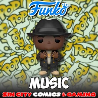 MUSIC FUNKO POPS