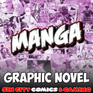 MANGA GRAPHIC NOVELS