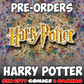 HARRY POTTER PRE-ORDERS