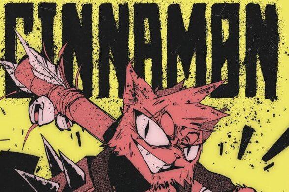Cinnamon Comic Review